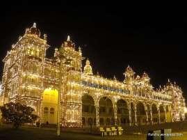 That's Mysore Palace...