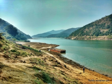 beautiful view of papikondalu