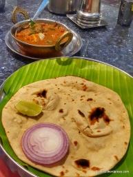 Roti (Indian Naan)