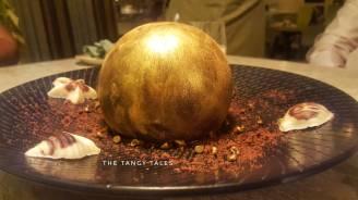 Chocolate Saturn
