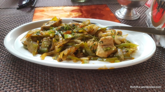 Goan Delicacies_Chilly chicken