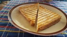 Chicken grilled sandwich