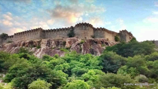 Chandragad fort, Mahbubnagar, Telangana (14)