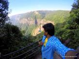 Waterfalls & Life doesn't flow backward.